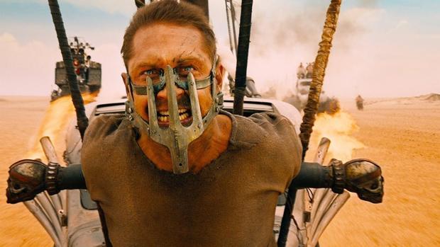 Escena de Mad Max: Furia en la carretera