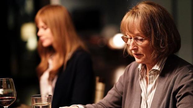 Meryl Streep, en «Big Little Lies»