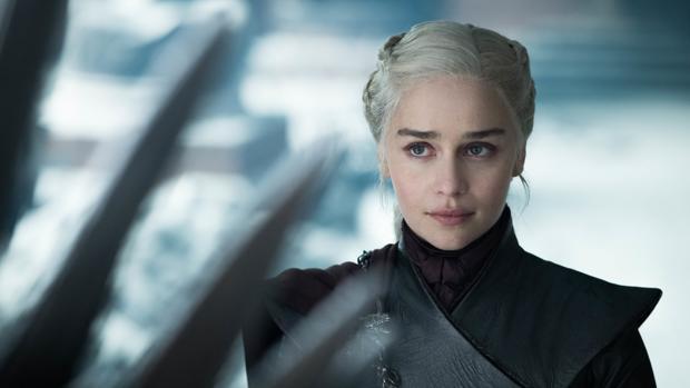 Daenerys Targaryen, en un fotograma de la ficción