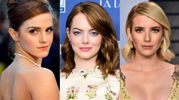 Emma Watson, Emma Stone y Emma Roberts, fueron rechazadas en papeles importantes