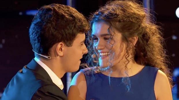 Amaia Romero y Alfred García interpretan «City of Stars» en OT 2017