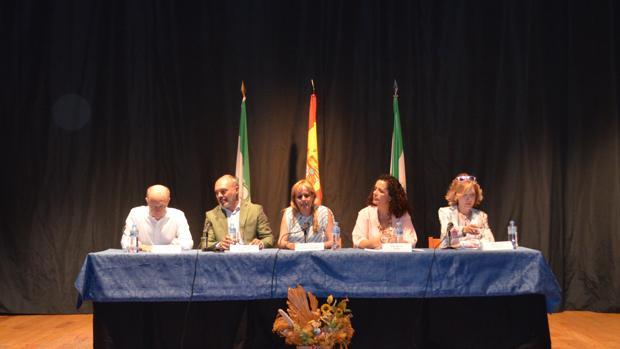 El acto estuvo dirigido por Concha Cobreros, directora del proyecto