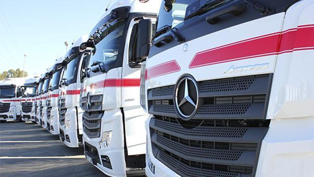 En la actualidad la empresa Transportes Vigar tiene su sede principal en la localidad de Los Palacios