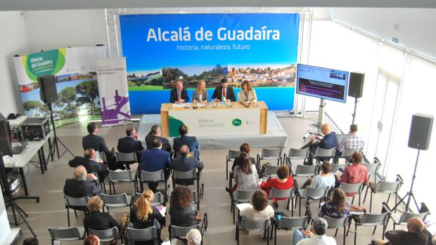 Arquitectos, ingenieros e historiadores participan en las jornadas que se celebran en Alcalá
