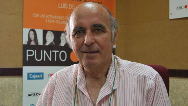 El pintor Diego Neyra ha sido siempre una persona muy querida en Utrera