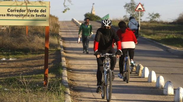 Corredor Verde del Área Metropolitana de Sevilla