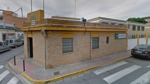 El colegio público Cervantes de Dos Hermanas, donde sucedieron los hechos denunciados