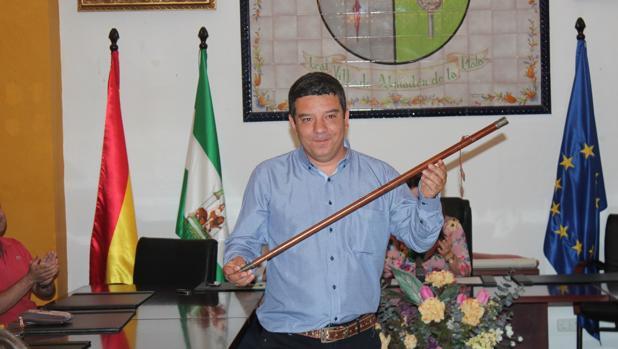 José Carlos Ragaida, nuevo alcalde de Almadén de la Plata, y único de Ciudadanos en la provincia de Sevilla
