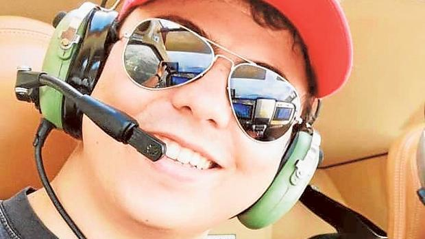 El joven ingeniero Fermín Garrido