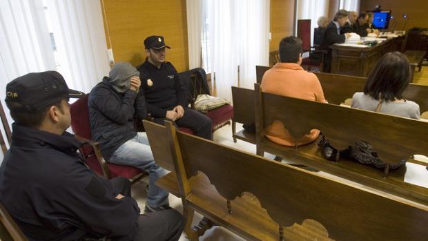 Imagen de archivo de un juicio en la Audiencia Provincial de Sevilla