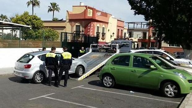 La Guardia Civil busca desde este jueves al agresor