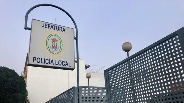 Jefatura de la Policía Local de Alcalá de Guadaíra