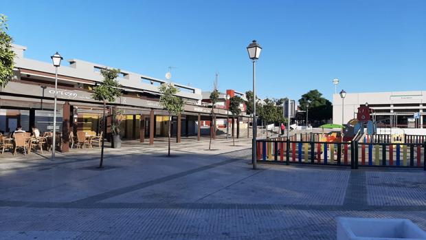 Zona de bares de Cavaleri donde se registró la pelea