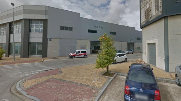 Polígono industrial de Alcalá de Guadaíra