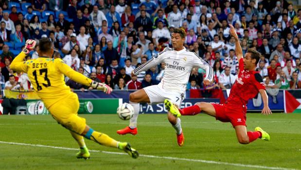 Así fue el Real Madrid-Sevilla de 2014