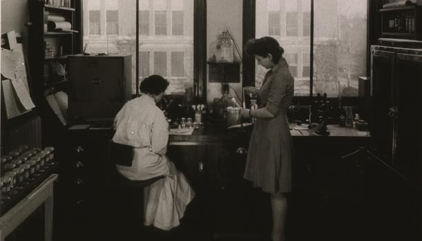 Laboratorio diagnóstico