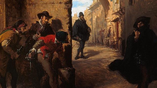«Muerte en Madrid» de Lorenzo Vallés