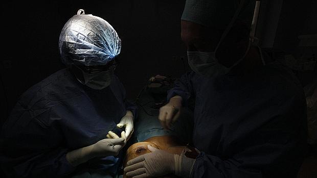 Este tipo de cirugía requiere especialización