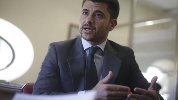 Beltrán Pérez acaba de presentar una propuesta de rebaja fiscal del 10% del IBI
