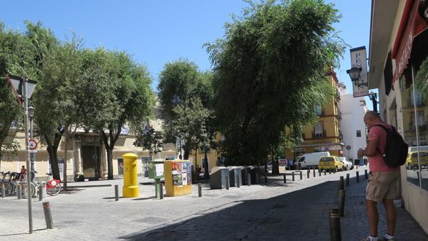 Plaza del Pumarejo