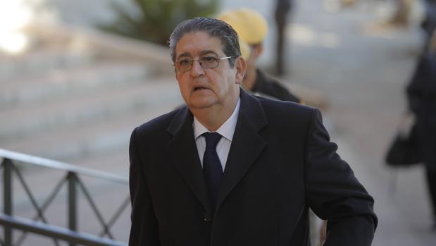 José Joaquín Gallardo, decano de los abogados de Sevilla