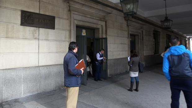 El último intento de fuga del delincuente se produjo el viernes en los juzgados del Prado