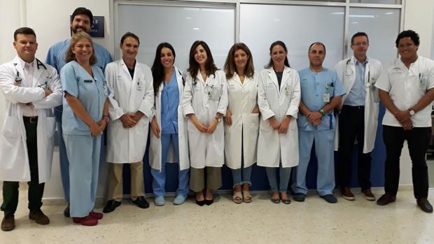 Directores y profesionales implicados de los tres servicios clínicos: Cardiología, Oncología y Hematología