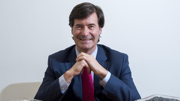 Miguel Rus, presidente de los empresarios sevillanos y del grupo Rusvel