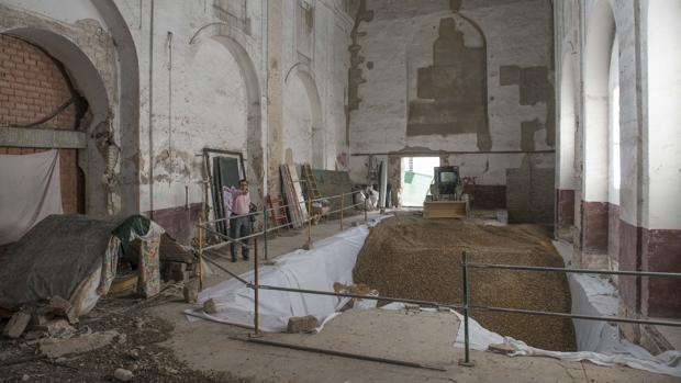 La iglesia de San Laureano