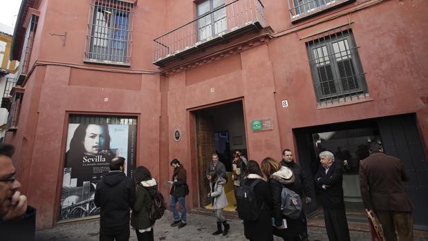 La Casa de Murillo, en la calle Santa Teresa, ha sido punto de partida de las rutas del pintor