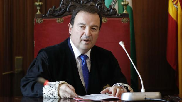 Luis Fernández Arévalo, en una imagen de archivo
