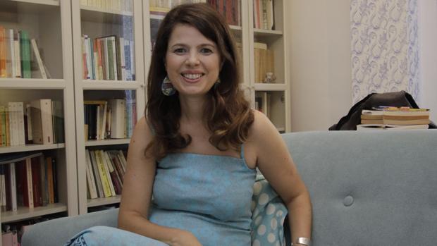 La filóloga, escritora y profesora Lola Pons
