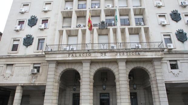 Sede de la Audiencia de Sevilla, donde se ha juzgado un caso de abusos sexuales a menores