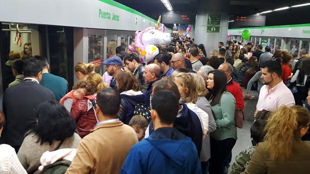 Huelga de metro en diciembre con servicios mínimos