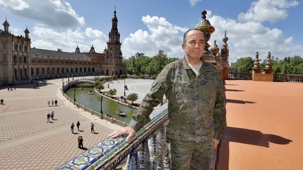 El teniente general Juan Gómez de Salazar