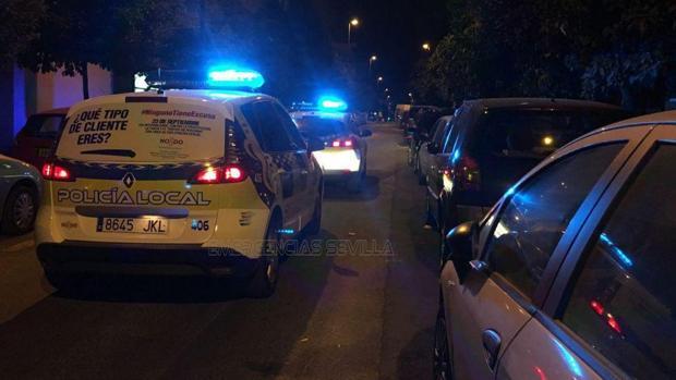 La Policía Local ha detenido a un hombre por un presunto delito de intento de atropello a un conocido suyo