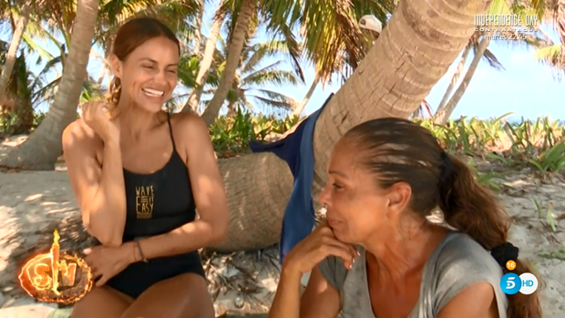 Isabel Pantoja le cuenta a Mónica Hoyos cómo fue su relación con Francisco Rivera, Paquirri