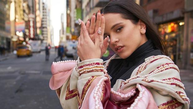 El tema nuevo de Rosalía ya es viral en las plataformas onlilne
