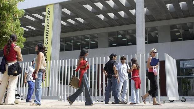 La Facultad de Comunicación de la Universidad de Sevilla