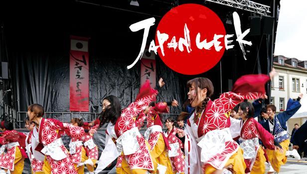 Una edición previa de la Japan Week
