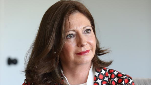 Ángeles Delgado, presidenta de Fujitsu en España, Portugal e Hispanoamérica