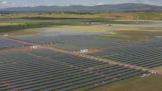 Parque fotovoltaico de Endesa