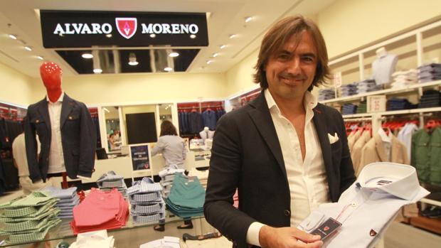 El empresario Álvaro Moreno