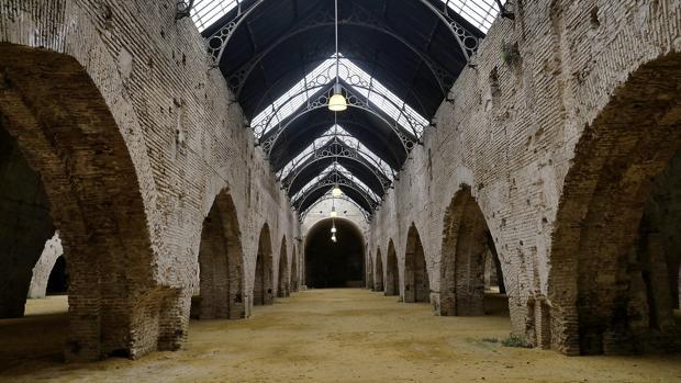 Las Reales Atarazanas están a la espera de que el arquitecto presente el proyecto definitivo
