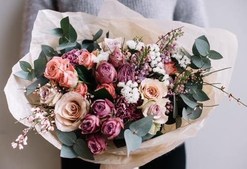Un ramo de flores convierte un día cualquiera en uno extraordinario