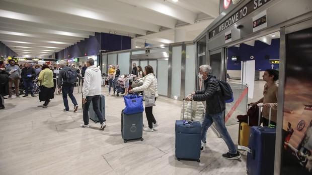 Aeropuerto de Sevilla se moderniza