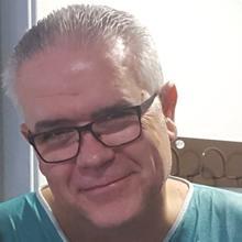 Juan Ignacio Valle, enfermero de Cardiología del Virgen del Rocío