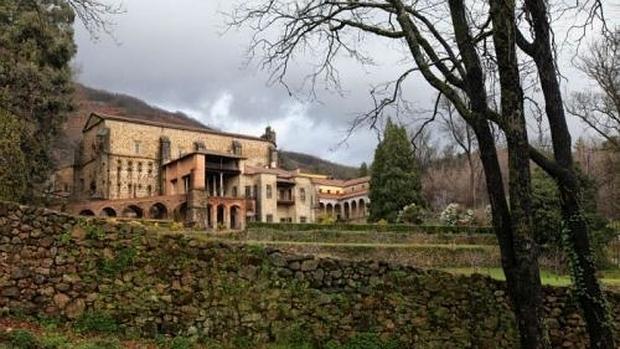 Monasterio de Yuste (Cuacos de Yuste, La Vera, Cáceres))