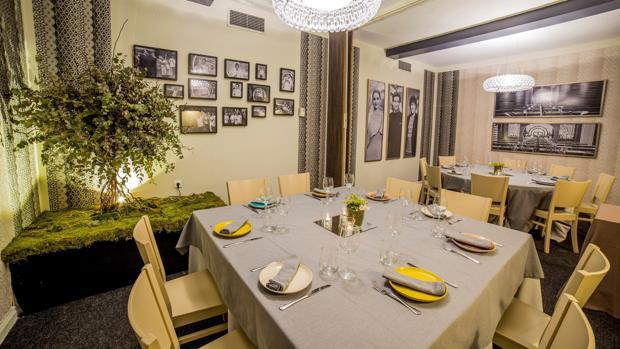 Imagen del primer restaurante temático sobre el programa, que acaba de abrir en Madrid
