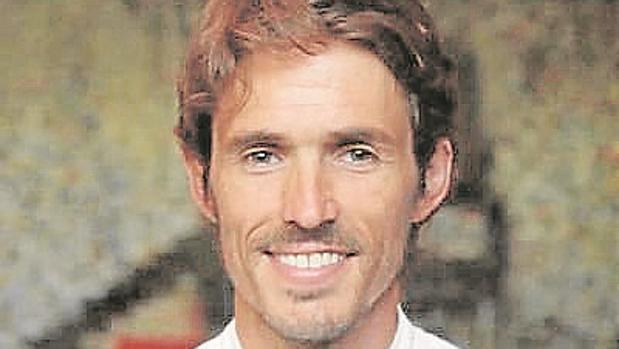 Nino Redruello, cocinero y gestor de los restaurantes del Grupo la Ancha